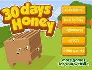 30 days honey