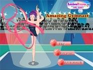 Amazing Gymnaste