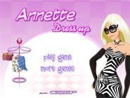 Annette Dressup