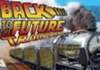 Back to The Future: Train Scene