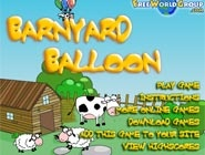 Barnyard Balloon