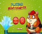 Beeny plumber hamster