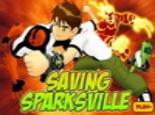 Ben 10 : Saving Sparksville