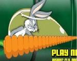 Bugs Bunny UFO Getaway