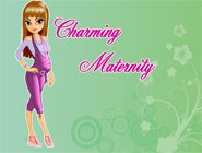 Charming maternity