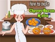 Cheesy Bacon Melts