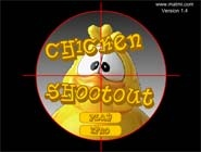 Chicken shootout
