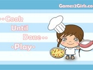 Cook until done