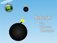 Détonateur de bombe