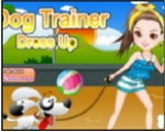 Dog Trainer Dress Up
