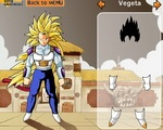 DragonBall : dress up