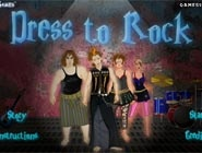 Dress to rock