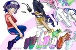 Dress up Hinata Hyuga