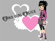 Emo Girl Alice