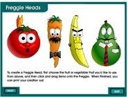 Freggie Heads