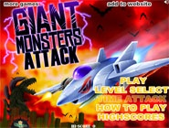Giant Monster Attack