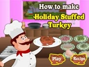 Holiday Stuff Turkey