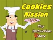Jeu de cuisine : cookie