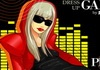 Lady Gaga Glam Dress up Game