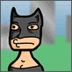 Le chien de Catwoman