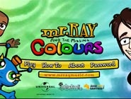 M. Ray Colours