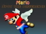 Mario : Spot the Difference