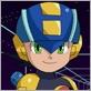 Megaman Guerrier