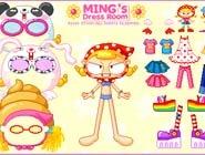 Ming's Dress