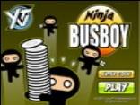 Ninja Busboy