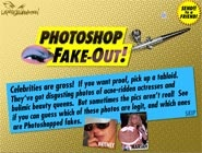 Photshop trucage