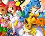Pokemon : Find the alphabets
