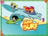 Powerpuff Girls Surf