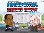 Presidential Str. Fight