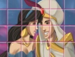 Princess Jasmine Rotate Puzzle