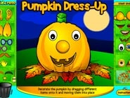 Pumpkin Dress-up