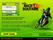 RaceT Solitaire