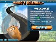 Rhino's Rollerball
