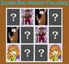 Scooby-Doo Memory Challenge