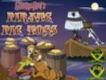 Scooby Doo's Pirate Pie Toss