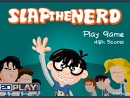 Slap the nerd