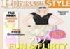 Style Magazine Cover – Lady Gaga