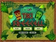 Tiki Freecell