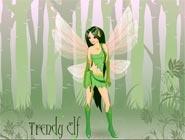 Trendy Elf