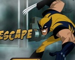 Wolverine And The X Man : M.R.D. Escape