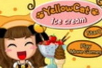 Yellow Cat Ice Cream